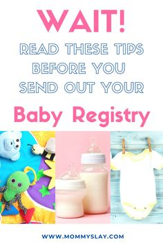 8 Baby Registry Tips All Moms-To-Be Need to Hear! Baby Registry Must Haves, Baby Registry Checklist, Hospital Bag Essentials, Newborn Essentials, Tommee Tippee Bottles, Baby Gas Relief, Baby Medicine, Newborn Needs, Diaper Changing Station