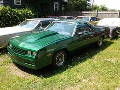 1985 Chevrolet El Camino for Sale