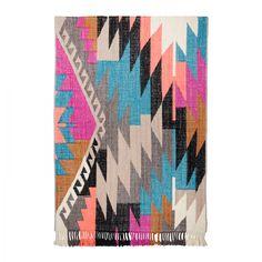 Teppich Vintage Funky Kelim - 160 x 230 cm