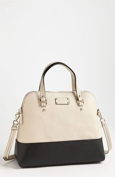 kate spade new york 'grove court - large maise' dome shopper available at #Nordstrom