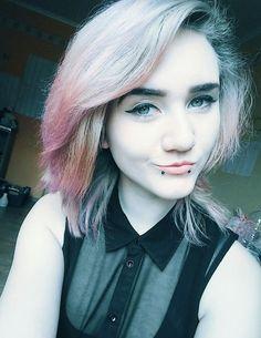 Pink hair ♥ Colored hair ♥