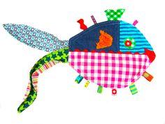 Knisterfisch, Kreativ-Ebook - farbenmix Online-Shop - Schnittmuster, Anleitungen zum Nähen