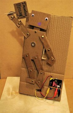 """Connect the Servo! 