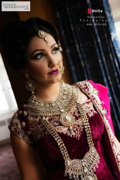 Bridal Concept Shoot (Part Two) by G Stills Wedding & Portrait Photography - ModernRani - South Asian Wedding Blog & Directory