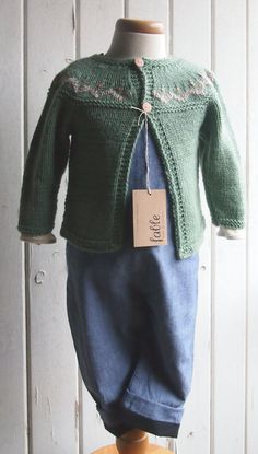 Adorable Hand Knitted Unisex Baby Cardigan in by fablebaby on Etsy, $89.00