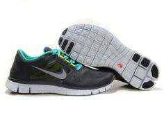 Nike Free 3.0 V5 Herren Schwarz