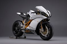 Here's a rare look inside the workings of of an electric race bike. The Mission R is unique not because of its 141bhp electric motor, but because it...