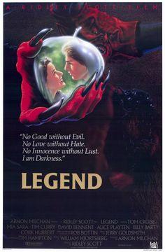 Legend movie poster. Didnt you love this gayness @Whitney VanDellen?!