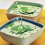 Gazpacho de apio y pepino Organic Recipes, Raw Food Recipes, Vegetarian Recipes, Cooking Recipes, Ethnic Recipes, Plant Based Recipes, Vegetable Recipes, Gaspacho Soup, European Cuisine