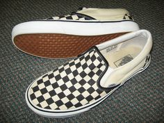 classic vans checkered slip-ons  by araybe50  Vans Checkered cc6a712e5