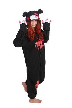 PajamasBuy - Anime Alice in Wonderland Gloomy bear kigurumi onesies Pajamas costume, $30.95 (http://www.pajamasbuy.com/anime-alice-in-wonderland-gloomy-bear-kigurumi-onesies-pajamas-costume/)
