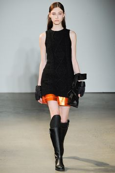 MM6 Maison Margiela Fall 2014 Ready-to-Wear Fashion Show - Lera Tribel