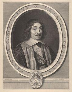 Chanceliere Pierre Séguier