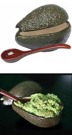 Avocado Bowl & Ladle ♥