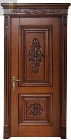 Doors trendy main door design carving How Parents Can Affect Their Children's Weight Recent stud Wooden Doors, Exterior Doors, Pooja Room Door Design, Wooden Door Design, Wood Doors Interior, Entrance Door Design, Door Gate Design, Door Glass Design