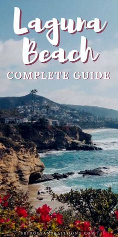 A guide to the most fun things to do in Laguna Beach, California. Unique experiences and beautiful hotels. Discover the best of what to do in Laguna Beach. California Tourist Attractions, California Travel Guide, California California, California Vacation, Laguna Niguel California, Catalina California, California Quotes, California Burrito, Newport Beach California