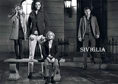 Siviglia fashion: advertising history