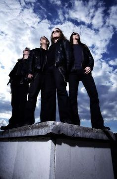 Gamma Ray: Gamma Ray is a metal band from Hamburg, northern Germany, founded and fronted by Kai Hansen after his departure from the German power metal band Helloween. Hansen is the current lead vocalist, guitarist as well as the chief songwriter of Gamma Ray.