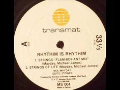 Rhythim Is Rhythim - Strings Of Life - YouTube