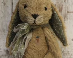 Artist Bear handmade Bunny Annie