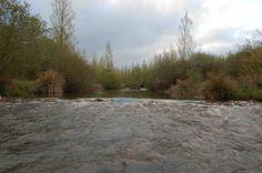 Río #Arlanzón en Burgos