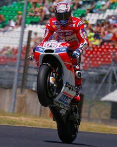 Andrea Dovizioso Ducati Motogp, Vr46, Racing Motorcycles, Horse Racing, Grand Prix, F1, Pilot, Valentino, Bike