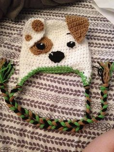 Bubble Guppies Bubble Puppy Crochet Winter Hat by creatingcuteness, $15.00. BRaxton needs this sooooo bad.