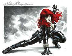 Felipe Massafera Black Widow