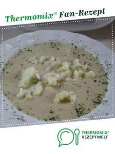 One Pot, Cheeseburger Chowder, Feta, Food And Drink, Soup, Rice, Paleo, Kitchens, Creamy Cauliflower Soup