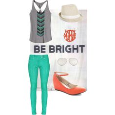 Be Bright Summer Outfit