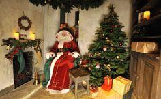Santa's grottos in London – Christmas in London