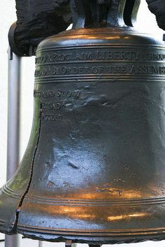 """Liberty Bell: Did you ever know that the word """"Pennsylvania"""" is spelled incorrectly on the bell (sans one """"n"""")? Educate your kiddos with that fun fact once you get to this Philadelphia icon"""