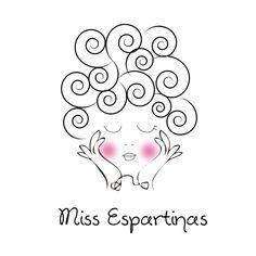 Miss Espartinas Logo. Espadrilles. Alpargatas. Espardenyes. Espartinas. Moda. Sandalias. Summer. Verano.