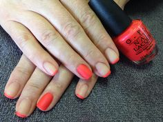 OPI NEON.., Down to the COREAL