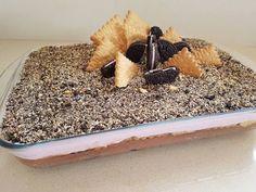 Γλυκό ψυγείου με σοκολάτα και κρέμα φράουλα !!! ~ ΜΑΓΕΙΡΙΚΗ ΚΑΙ ΣΥΝΤΑΓΕΣ