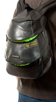 Cyclus - Rubber Inner tube BackPack