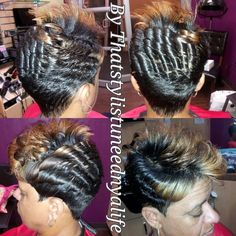 Stylist Feature: Janice Evans  Read the article here - http://www.blackhairinformation.com/general-articles/hair-stylists-general-articles/stylist-feature-janice-evans/ #hairstylist #janiceevans #stylistfeature