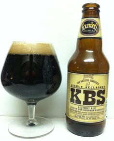 An imperial stout brewed with a massive amount of coffee and chocolates, then cave-aged in oak bourbon barrels for an entire year to make sure wonderful bourbon undertones come through in the finish. Bourbon Barrel, Best Beer, Barrels, Chocolates, Beer Bottle, Brewing, Cave, Good Things, Canning