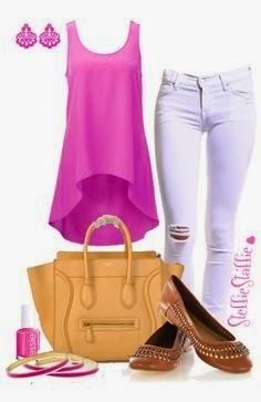 The Perfect Summer Look outfits 2014