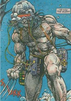barry windsor smith wolverine - Pesquisa Google