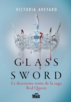 Red Queen Tome 2 Glass Sword