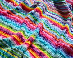 Crayon Box Blanket