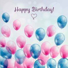 Super Ideas for birthday background images party backdrops Happy Birthday Ballon, Happy Birthday Parties, Birthday Balloons, Birthday Party Themes, Birthday Cake, Happy Birthday Pictures, Happy Birthday Quotes, Happy Birthday Greetings, Happy Birthday Baby Girl