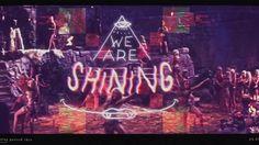 We Are Shining - Wheel #motiongraphics #inspiration