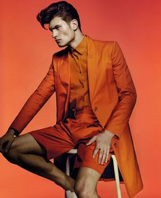 rovilicious:  JOHN TODD FOR AND MEN COLOR STORY