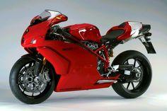 Ducatti 999 Sport Bike # 2 on my list. Moto Ducati, Ducati Superbike, Ducati Sport Classic, Motorcycle Design, Bike Design, Monster Garage, Ride 2, Hot Bikes, Super Bikes