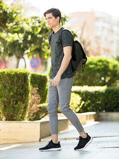 Jeans LUIGI 5737 γκρι ollalaa fashion mens fashion Luigi, Sporty, Mens Fashion, Jeans, Style, Moda Masculina, Swag, Man Fashion, Fashion Men