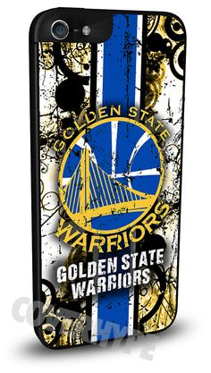 Golden State Warriors Cell Phone Hard Case for iPhone 6, iPhone 6 Plus, iPhone 5/5s, iPhone 4/4s or iPhone 5c