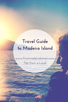 Guia de Viagem à Madeira - dicas de uma local