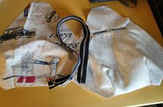 Sew Scoundrel: Tutorial: DIY backpack / sling bag with lining and pockets - Diy Backpack, Sling Backpack, Sling Bags, J Bag, Bag Patterns To Sew, Diy Christmas Gifts, Purses And Handbags, Paper Shopping Bag, Reusable Tote Bags